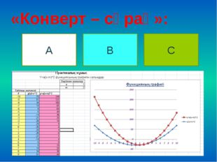 Excel электронды кестесінде диаграммалар шеберінің бірінші қадамында қандай п