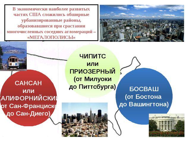 СПЕЦИФИЧЕСКИЕ ЧЕРТЫ СЕВЕРОАМЕРИКАНСКОГО ГОРОДА: Для американских городов хара...
