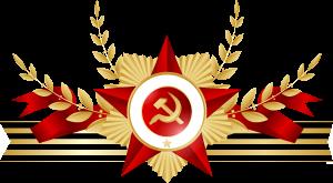 Украсить сайт звездой на георгиевской ленте на 23 февраля