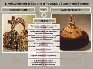 III. Этапы формирования самодержавия II этап: правление первых Романовых Сдел