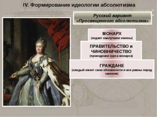 V. Попытки общества ограничить самодержавие В правление Ивана IV против неогр