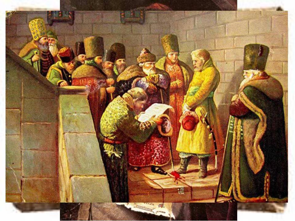 Князь Андрей Курбский «Князь Курбский от царского гнева бежал, с ним Васька Ш...