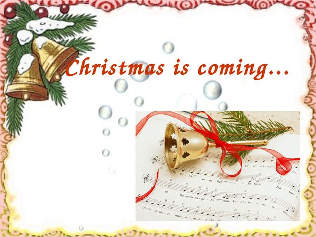 Christmas is coming… Lyceum#2 Volgograd Lyceum #2