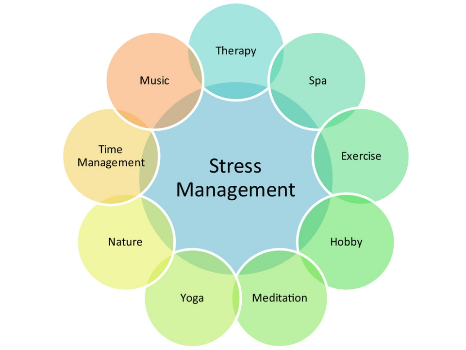 reasons behind stress and the benefits of stress management