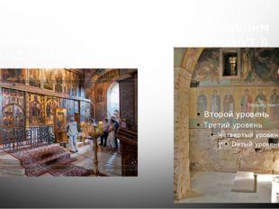 Софийский собор является древнейшим каменным храмом россии. Воздвигнут в 1045