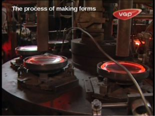 The process of making forms