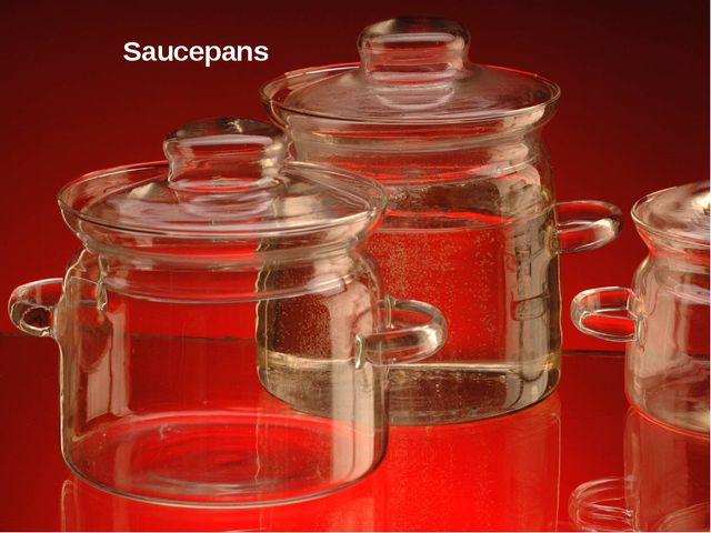 Saucepans