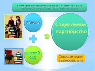 Сотрудничество Взаимодействие