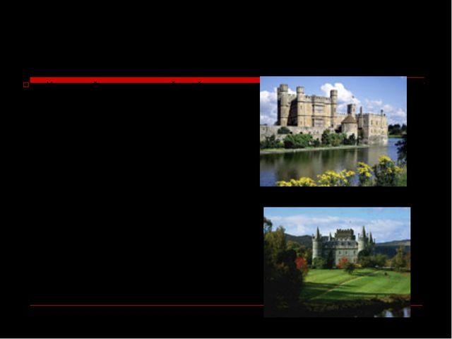 Уэльс - край великолепных пейзажей и величественных средневековых замков - на...