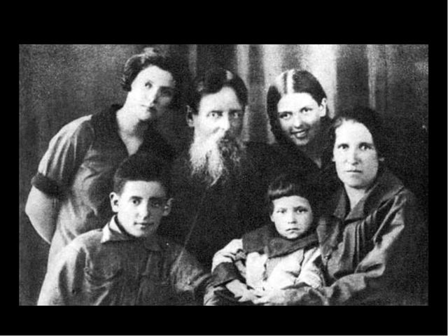 Глава большой семьи, в которой было семеро детей