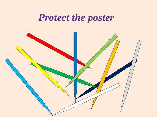 Protect the poster