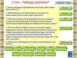 """""""КЕРЕЙ"""" ТОБЫ www.ZHARAR.com www.ZHARAR.com"""