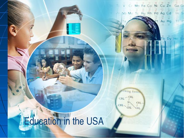 Education in the USA