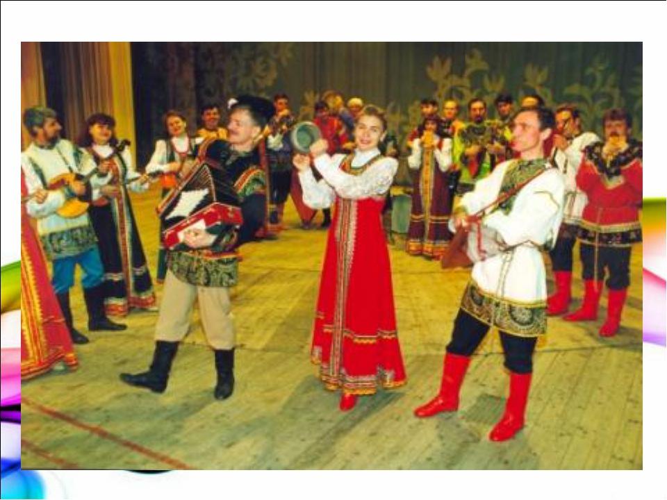 Скачать народную русскую музыку в обработке