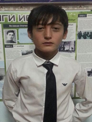 Алабаев Магомед
