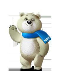 Символы Олимпиады в Сочи 2014 картинки