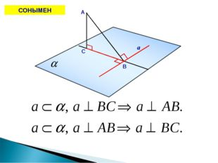 A B C a СОНЫМЕН