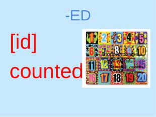 -ED [id] counted