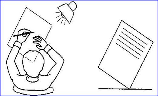 Рекомендации для родителей по подготовке леворуких детей к письму