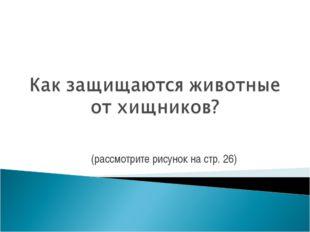 (рассмотрите рисунок на стр. 26)