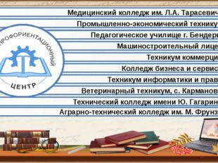 Техникум информатики и права Ветеринарный техникум, с. Карманово Технический