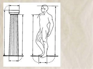 «Человек – мера всех вещей» В дорической колонне воспроизведены пропорции муж