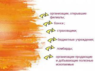Не могут перейти на УСН: организации, открывшие филиалы; банки; страховщики;