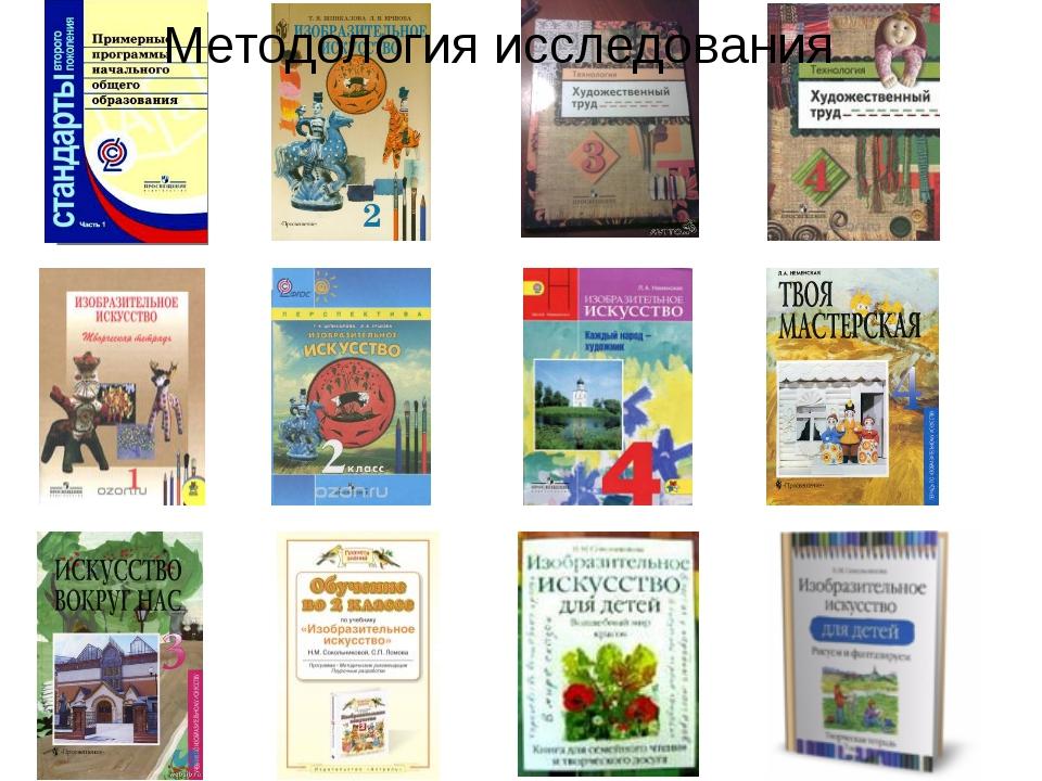 Методология исследования