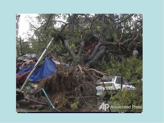Какой бывает ветер? Сильный ветер – ураган тайфун смерч