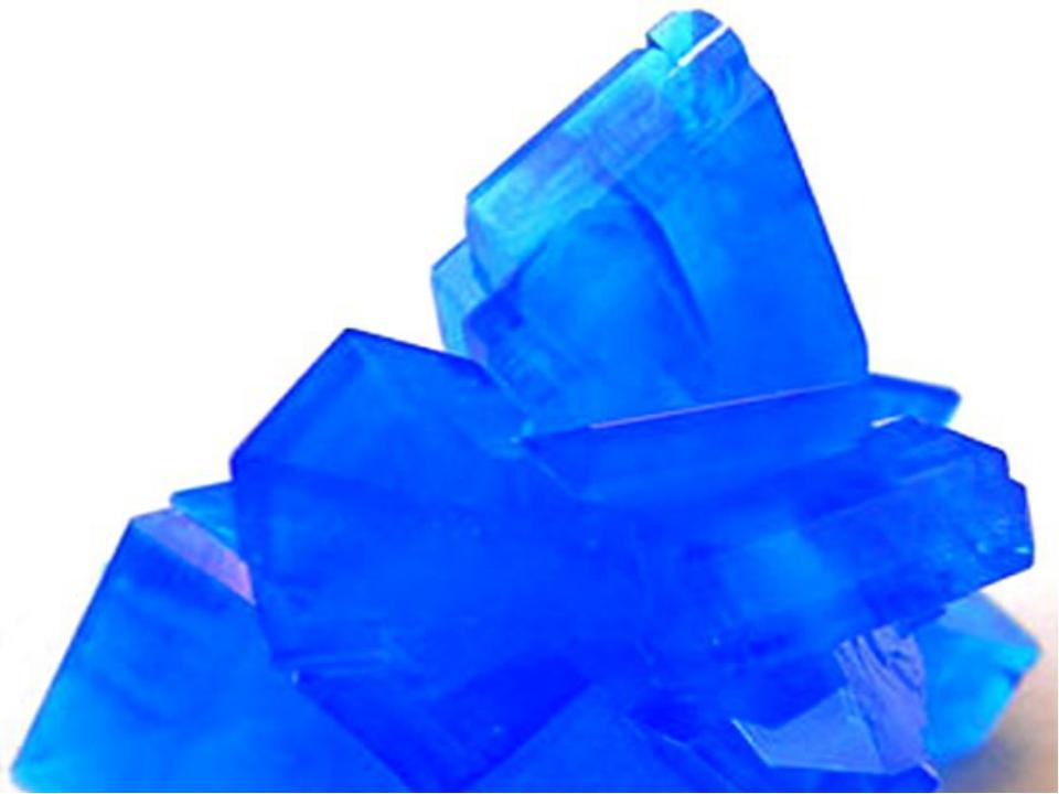 Кристаллы могут образовывать самые различные формы. И, не смотря на это, внут...