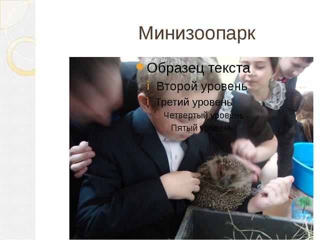 Минизоопарк