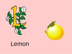 Lemon http://urazimbetov.jimdo.com/
