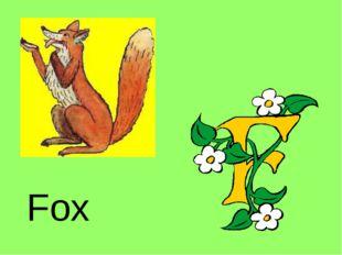 Fox http://urazimbetov.jimdo.com/