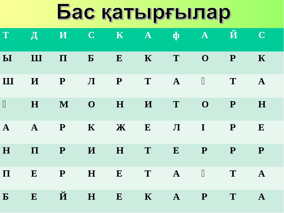 ТДИСКАфАЙС ЫШПБЕКТОРК ШИРЛРТАҚТА ҚНМОНИТОР...