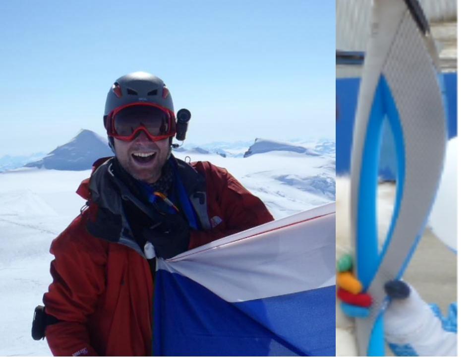 С Эверестом связано множество рекордов и уникальных восхождений. Например, 16...