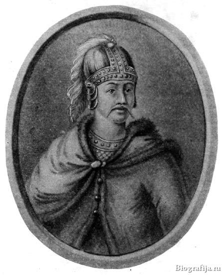 Олег Святославович