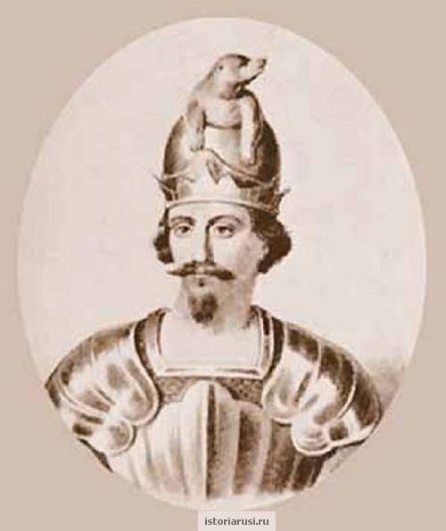 князь Ярополк Свтославич