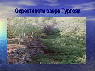 Окрестности озера Тургояк