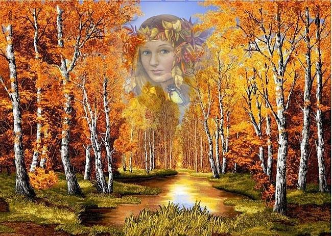 Картины осень Картины и рисунки