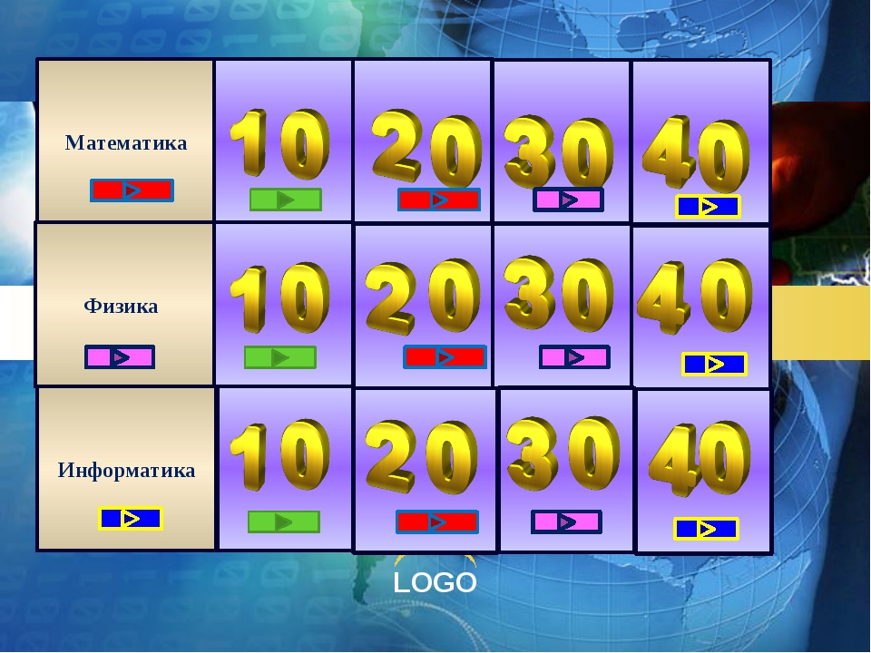 Математика Физика Информатика LOGO