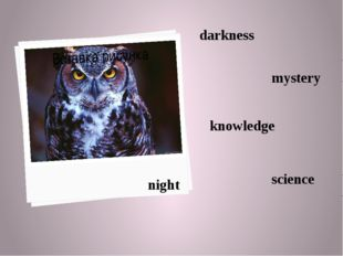 darkness night mystery knowledge science