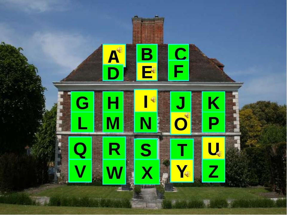A E B C D F G H J I O K L M N P Q R S T U V W X Z Y