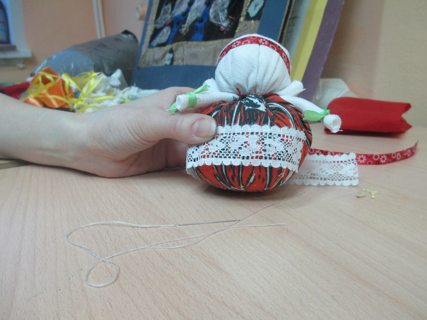 Кукла зерновушка своими руками - подробный мастер 84