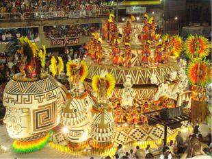 Кульминация карнавала наступает в воскресенье и понедельник, когда проходят ш