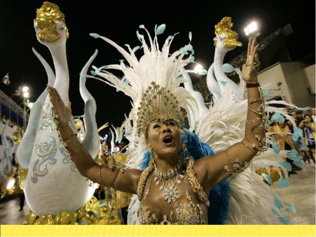 """""""Фабрики карнавала"""" работают круглый год, и ошеломительное карнавальное шеств..."""