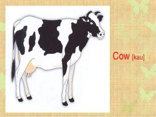 Cow [kau]