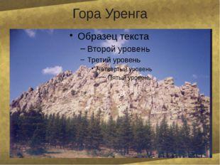 Гора Уренга