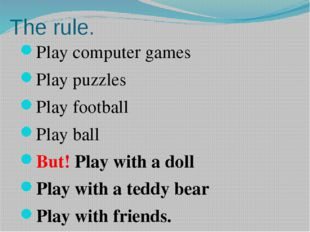 Match the words Book Doll Teddy bear Ball Computer Bike Scooter Computer game