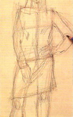 Пошаговый урок карандашного рисунка - шаг 6