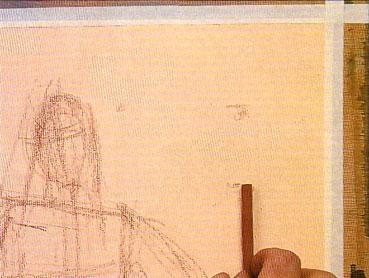 Пошаговый урок карандашного рисунка - шаг 2